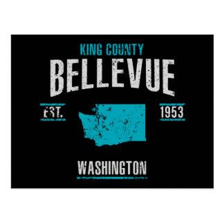 Cartão Postal Bellevue