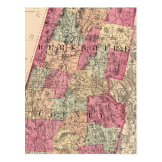 Cartão Postal Berkshire County