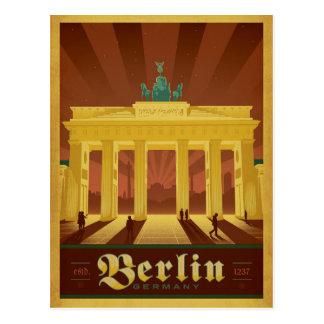 Cartão Postal Berlim, Alemanha