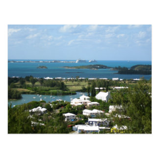 Cartão Postal Bermuda