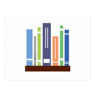 Cartão Postal Biblioteca