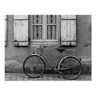 Cartão Postal Bicicleta Marans de Charentes