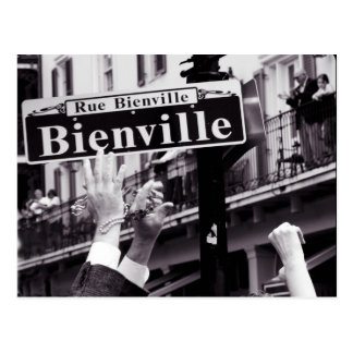 Cartão Postal Bienville!