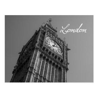 Cartão Postal Big Ben Londres