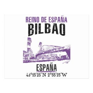 Cartão Postal Bilbao