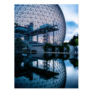 Cartão Postal Biosfera