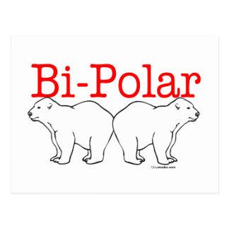 Cartão Postal Bipolar