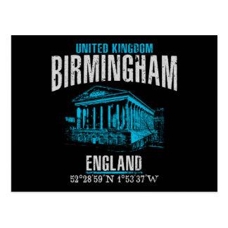 Cartão Postal Birmingham