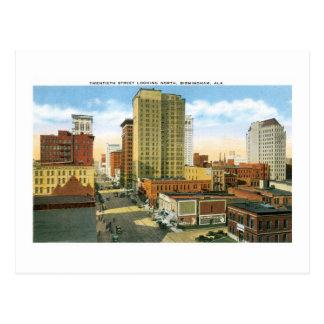 Cartão Postal Birmingham, Alabama