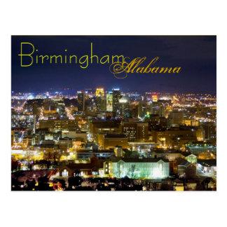 Cartão Postal Birmingham, Alabama, EUA