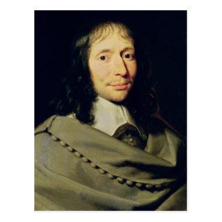 Cartão Postal Blaise Pascal
