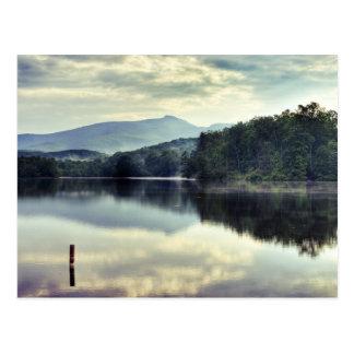Cartão Postal Blue Ridge Mountains