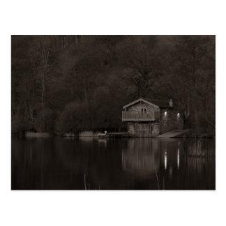 Cartão Postal Boathouse