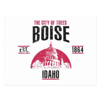 Cartão Postal Boise