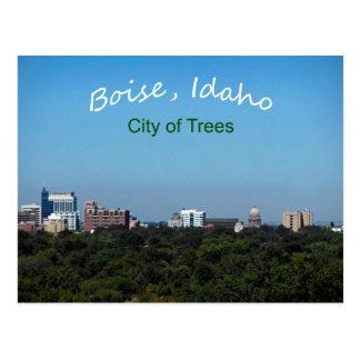 Cartão Postal Boise, Idaho