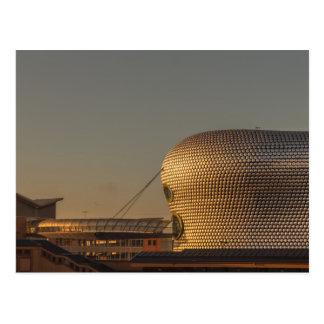 Cartão Postal Bom dia Birmingham