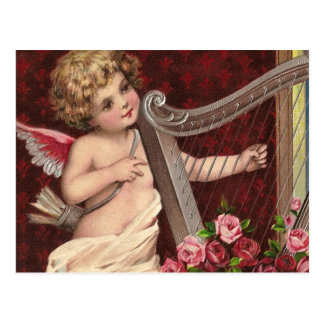 Cartão Postal Bom Santo Valentin!