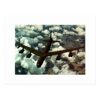 Cartão Postal Bombardeiro B-52