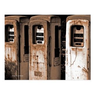 Cartão Postal Bombas