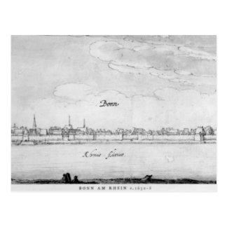 Cartão Postal Bona, c.1630-36