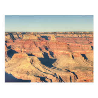 Cartão Postal Borda sul do Grand Canyon