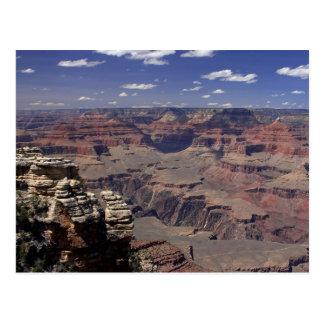 Cartão Postal Borda sul do Grand Canyon na arizona