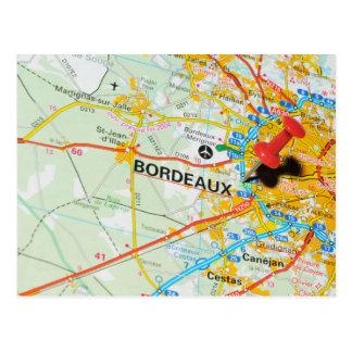Cartão Postal Bordéus, France