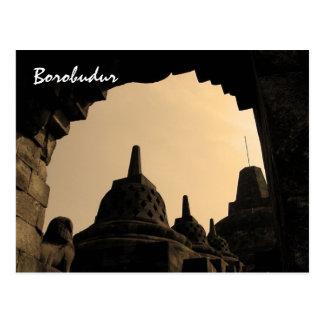 Cartão Postal Borobudur