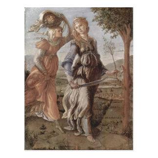 Cartão Postal Botticelli, Sandro morre R? nach Bethu de Judiths