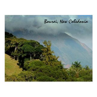 Cartão Postal Bourai, Nova Caledônia