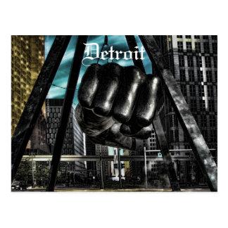 Cartão Postal braço de detroit, Detroit