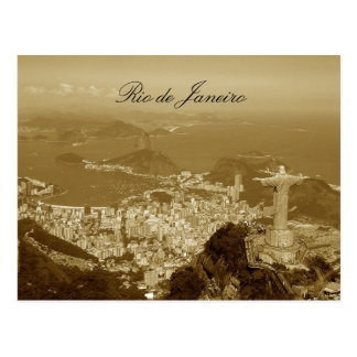 Cartão Postal Brasil, Rio de Janeiro