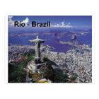 Cartão Postal Brasil Rio de Janeiro (St.K.)