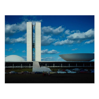 Cartão Postal Brasília, Brasil