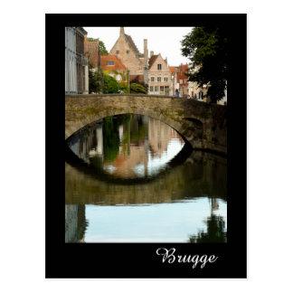 Cartão Postal Bruges