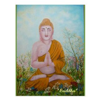 """Cartão postal """" Buda """""""
