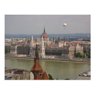 Cartão Postal Budapest, Hungria