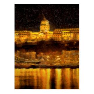 Cartão Postal Budapest Van Gogh