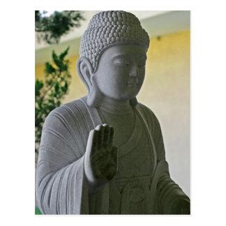 Cartão Postal Buddha