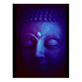 Cartão Postal Buddha calmo