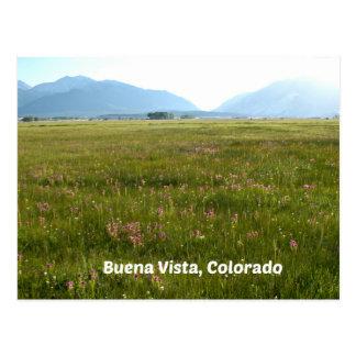 Cartão Postal Buena Vista, CO