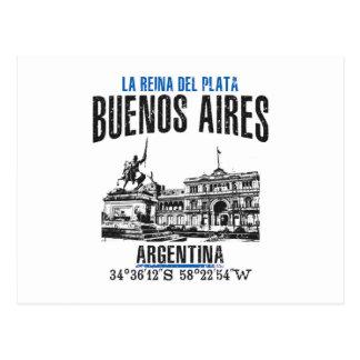 Cartão Postal Buenos Aires