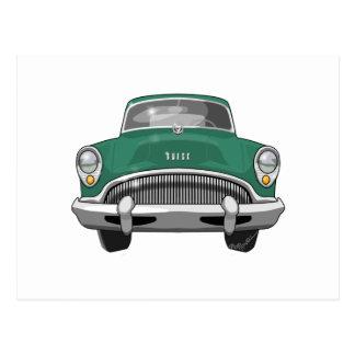 Cartão Postal Buick Roadmaster 1954