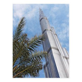 Cartão Postal Burj Khalifa