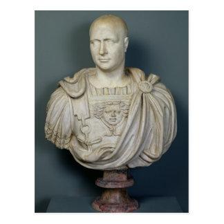 Cartão Postal Busto de Publius Cornelius Scipio 'Africanus