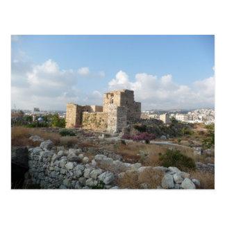 Cartão Postal Byblos, Líbano