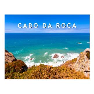 Cartão Postal Cabo a Dinamarca Roca #02I