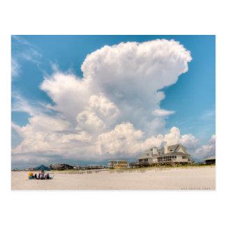Cartão Postal Cabo San Blas Cloudscape