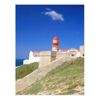 Cartão Postal Cabo St.Vincent