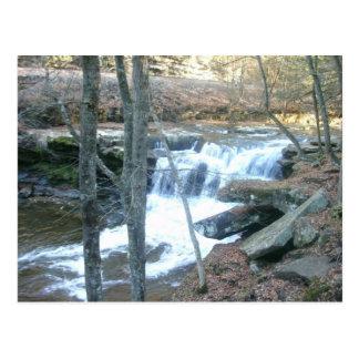 Cartão Postal Cachoeira aleatória